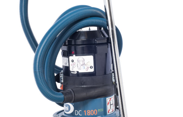 2 DC 1800 eco Odkurzacz Dustcontrol